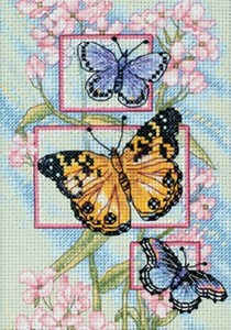 Изображение Бутоны и бабочки (Blossoms and Butterflies)