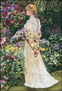 Изображение В ее саду (In Her Garden)