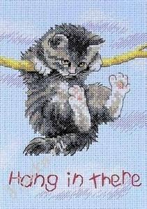 Изображение Держись! (Hang on Kitty)