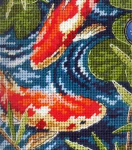 Изображение Рыбки (Koi Pond)