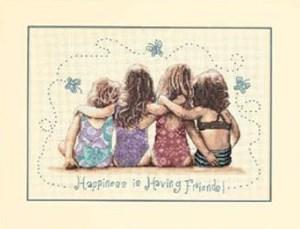 Изображение Иметь друзей это счастье(Happiness is Having Friends!)