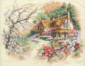 Изображение Очаровательный коттедж(Cottage Enchantment)