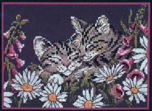 Изображение Весенние котята (Kittens in Spring)