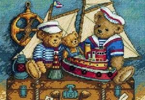 Изображение Мишки, на палубу! (Ahoy! Bears)
