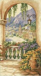Изображение Арка на террасе (Terrace Arch)