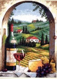 Изображение Тосканский вид