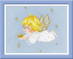Изображение Ангелочек с сердцем
