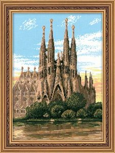 Изображение Барселона. Собор Святого Семейства