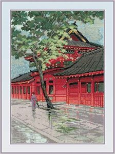Изображение Красная пагода