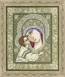 Изображение Икона «Богоматерь Игоревская»