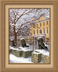 Изображение Зимний Петербург