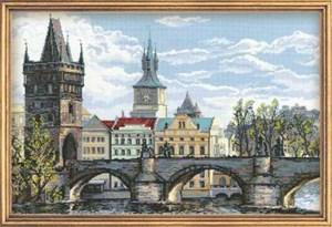 Изображение Прага. Карлов мост