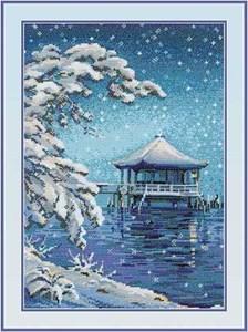 Изображение Зимняя Япония