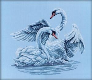 Изображение Лебединая верность