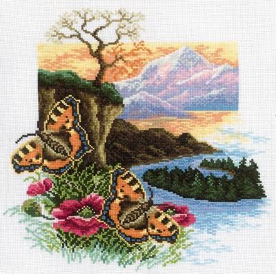 Изображение Бабочки Крапивница