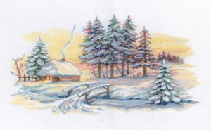 Изображение Зимние красоты