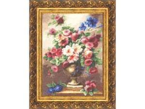 Изображение Античные цветы