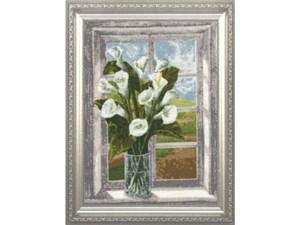Изображение Букет на окне
