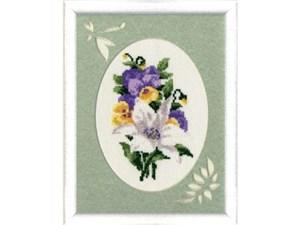 Изображение Бутоньерка с лилией