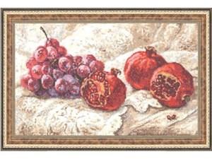 Изображение Гранаты и виноград