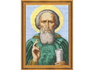 Изображение Икона Преподобный Сергий Радонежский