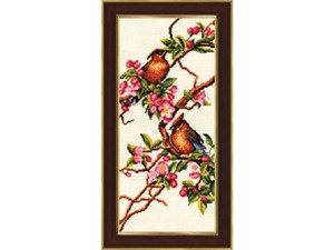 Изображение Яблоня в цвету