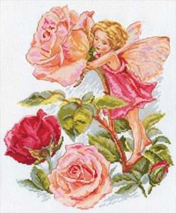 Изображение Фея розового сада