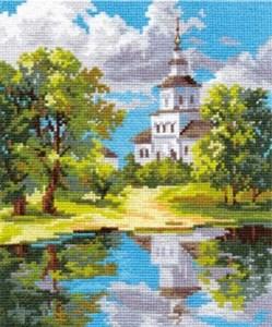 Изображение Храм у пруда
