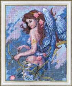 Изображение Ангел с луком К.Банг