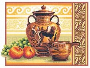 Изображение Греческие вазы