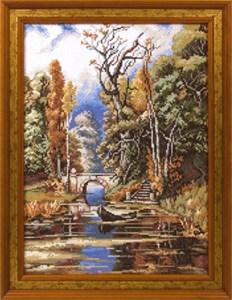 Изображение Осенью в парке