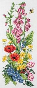 Изображение Цветочная деревня (Countryside floral)