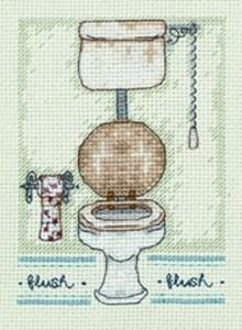 Изображение Туалет (Flush flush)