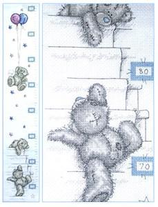 Изображение Ростомер (Height chart)