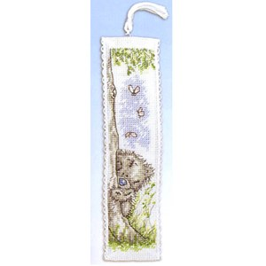 Изображение Закладка (Peek-a-boo bookmark)