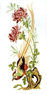Изображение Хризантема (Vintage chrysanthemum)