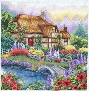 Изображение Сад с мостом (Waterbridge garden)
