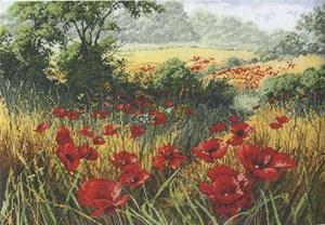 Изображение Маковая поляна (Host of Poppies)