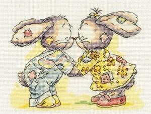 Изображение Поцелуй (Somebunny Eskimo Kiss)