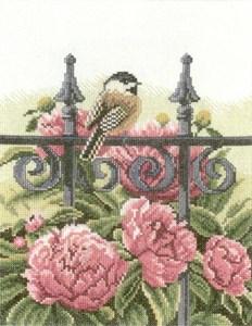 Изображение Красота заднего двора - синица (Backyard beauties - chickadee)