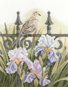 Изображение Красота заднего двора - голубь (Backyard beauties - dove)
