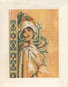 Изображение Арабская девушка (мини)