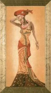 Изображение Африканская мода 2 (African Fashion II)