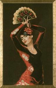 Изображение Испанская танцовщица (Spanish Dancer)