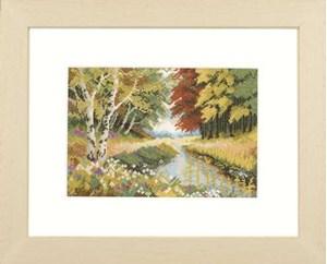 Изображение Лесной пейзаж (Forest Landscape)