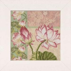Изображение Композиция с лотосом (Composition of Lotus Flowers)