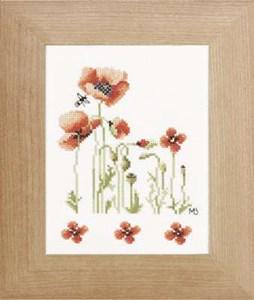 Изображение Красные маки (Red Poppy)