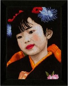 Изображение Юная японка (Little Japonese Girl)