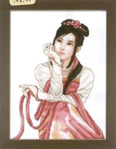 Изображение Молодая японка (Young Japanese Woman)