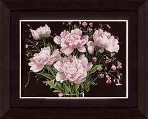 Изображение Розовые пионы (Tickled Pink)